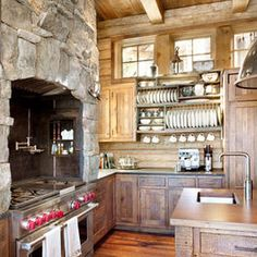 Traditional / Cabin Style