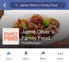 Chef Jamie Oliver's Family Food Facebook page has wonderful tips and delicious recipes that are kid friendly.
