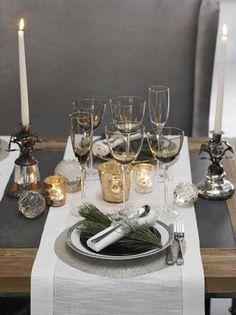 TILBURY DECORACIÓN: Mesas de Navidad, decoración.