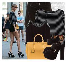 """Dress like Taylor Swift"" by megi32 ❤ liked on Polyvore featuring MANGO, Ralph Lauren, Serapian and Charlotte Russe"