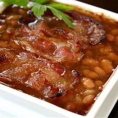 Cola Baked Beans