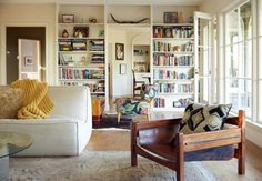 AphroChic: Inside Joy Bryant's Cozy California Home