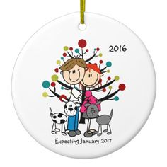 Hang Family ornaments from Zazzle on your tree this holiday season. Start a new holiday tradition with thousands of festive designs to choose from. Family Christmas Ornaments, Stick Figures, Holiday Traditions, Seasons, Cards, Basic Drawing, Seasons Of The Year, Map