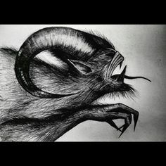 """""""Beast from hell"""" by Kasiulencja"""