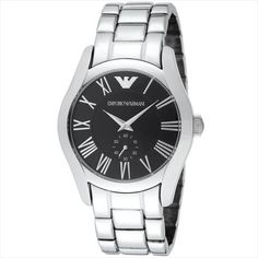 Emporio Armani Mens Watch AR0680  Visit:https://www.watchista.co.uk/collections/armani-men/products/emporio-armani-mens-watch-ar0680