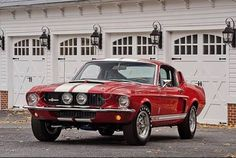 1967 Ford Mustang Shelby GT-500
