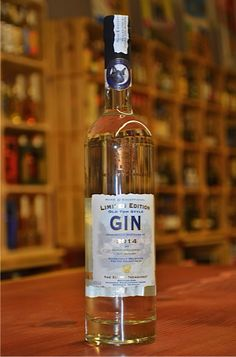 Treasure Gin # Old Tom Gin # Gin of the World#