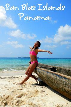 Exploring the San Blas Islands in #Panama, including Dog Island and Pelican Island