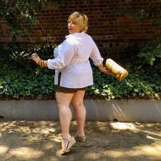 French Curves: Resort Queen | Miss Kittenheel vintage plussize retro YoursClothing embroidery boho summer