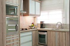 Cozinhas com bancadas de granito branco! - Decor Salteado - Blog de Decoração e Arquitetura
