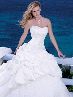 Destination wedding dress...
