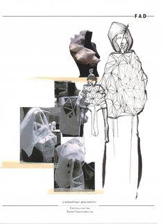 Fashion Sketchbook Pages Portfolio Layout - Fashion Sketchbook Layout, Textiles Sketchbook, Sketchbook Pages, Sketchbook Inspiration, Sketchbook Ideas, Fashion Portfolio Layout, Fashion Design Sketchbook, Fashion Sketches, Portfolio Design