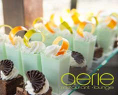 St Patrick's Day Themed Brunch at Aerie in the Grand Traverse Resort and Spa.   By TC Foodie. tcfoodie.net