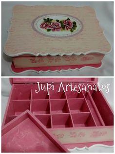Jupi Artes: Porta Jóias