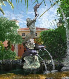 Atlantis 31 99 Www Mermaidgardenornaments Com Mermaid
