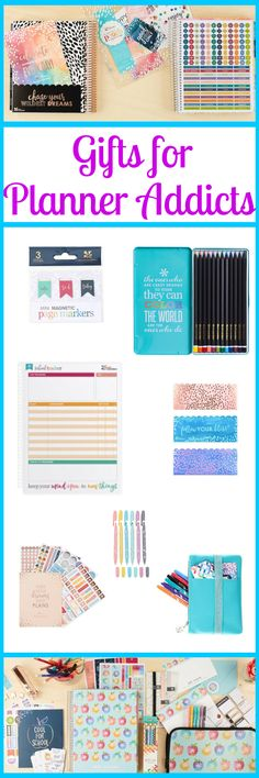Got a planner addict to shop for this holiday season? Erin Condren has the best planners and accessories you can find! Planners for teachers, college students, WAHM's, or anyone who just loves planners! #afflink #erincondren #planneraddict #plannergirl #plannercommunity #plannersupplies
