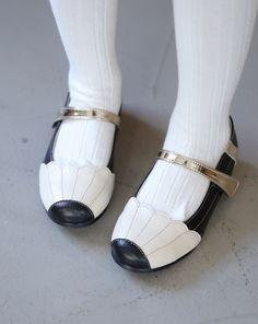 Ozkiz Girls Bunny Pencil Polyurethane Mary Jane Flats Shoes #Kidsshoes #Kidsfashion #Falls2016 #kidsstyle #flatshoes #아동구두 #이쁜구도 #오즈키즈 #Ozkiz