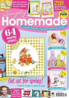 Simply Homemade Issue 66 on Sale Now!