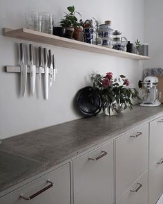 The perfect kitchen counter