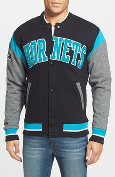 Mitchell & Ness 'Hornets - Role Player' Tailored Fit Fleece - that should be…