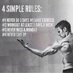 Simple 2 step build muscle fast and get ripped .,Get shredded: http://tinyurl.com/pu2pch5   pic.twitter.com/LiPtOl7Vc2