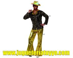 En nuestra tienda online y en nuestra tienda de disfraces en Madrid, te ofrecemos miles de disfraces de adultos para hombre para tus fiestas de disfraces, Halloween, Carnaval, Navidad ,Madrileñ@s,Despedidas de Solter@s,Piratas, superhéroes, romanos, vampiros, hippies y personajes del cine o la televisión son sólo algunas de las temáticas que te ofrecemos para que triunfes en tu fiesta de disfraces. ¡Encontrarás el disfraz que buscas en nuestra tienda on line!