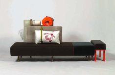 Backpack sofa - Hella Jongerius