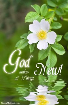 <3 <3 Acts 3:21 New Living Translation (NLT) 21 For he must remain in heaven until the time for the final restoration of all things, as God promised long ago through his holy prophets.