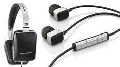 Harman Kardon BT And AE Headphones: Minimal Naming, Minimal Aesthetics