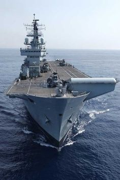 Who doesn't need an aircraft carrier?