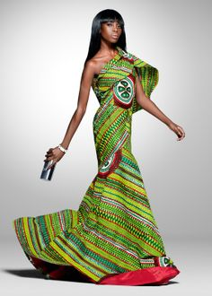 From the archive a party look from vlisco s 2011 nouvelle