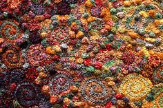 freeform crochet by Prudence | Flickr - Photo Sharing!