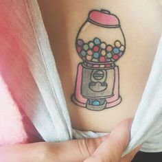 ✨✨✨✨✨ :Melanie Martinez Tattoo