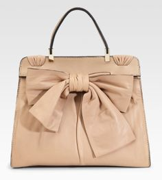 Bows Bows Bows and Valentino ... I want this!