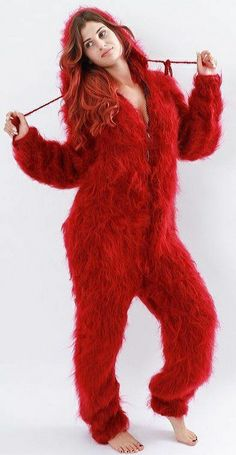 Gros Pull Mohair, Angora Sweater, Puffer Jackets, Catsuit, Hand Knitting, Overalls, Onesies, Fur Coat, Jackets For Women