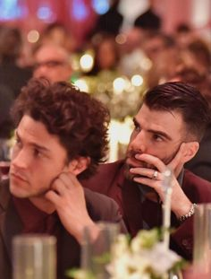 "fuckyeahmilesmcmillan:  """"Zachary Quinto and Miles McMillan at the Hammer Museum Gala In The Garden at Hammer Museum on October 14, 2017  Source: Getty Images  "" """