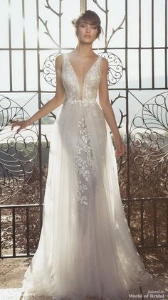 David Hasbani 2018 Wedding Dress