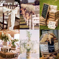 2 M Natura Iuta Dell'assia Nastro con Bordi In Pizzo Nastro Rotolo Dell'annata Rustica Decorazione di Cerimonia Nuziale Mariage Wedding Forniture