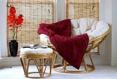 Image result for papasan chair