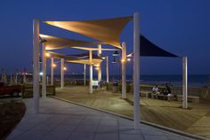 front of building canopy structure - Google Search