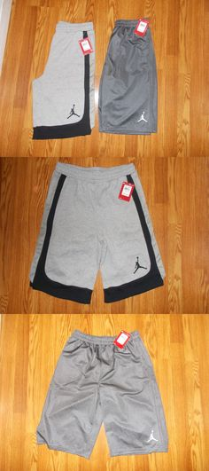 Shorts 15615: New Nike Air Jordan Lot Boy S Size X-Large Basketball Shorts 2Pr 13-15 Years Nwt -> BUY IT NOW ONLY: $32.5 on eBay!