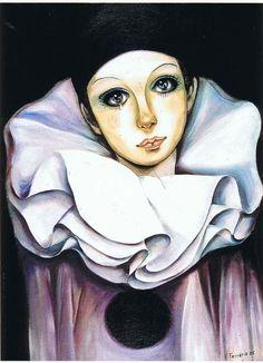 Pierrot by Franco Ferraris.