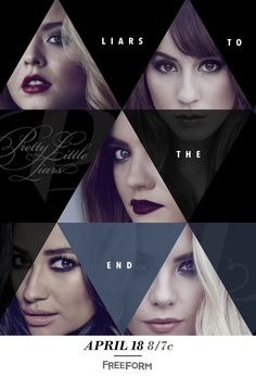 Pretty Little Liars S7B Promotional Poster