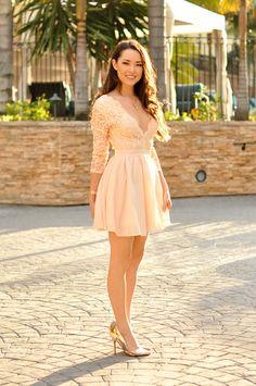 Hapa Time - a California fashion blog by Jessica: Peachy Keen