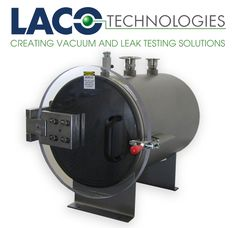 "LVC1820-3112-HI 18"" X 20"" HI VACUUM CHAMBER - Horizontal Chamber Design for Easy Loading: The Horizontal Industrial (HI) series vacuum chambers feature a horizontal cylindrical chamber design. http://www.lacotech.com/vacuumchambers/stainlesssteelfrontloadingcylindricalchambers/stainlesssteelfrontloadingcylindricalchambers+horizontalindustrialvacuumchambers+lvc1820-3112-hi.aspx"