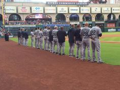 Mariners at Astros.