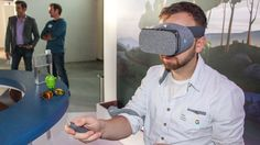 Google Daydream View   Google has announced a brand new VR Headset with the Google Daydream View taking a leaf out of the Samsung Gear VR's book and providing a premium offering for Android phone owners.  Yes it's another mobile-based VR headset but this one is poised to work with more Android phones in the future starting with the Google Pixel and Pixel XL.  Daydream View is also going to be less expensive than the Gear VR at $79. It's Google's Chromecast-like bid for virtual reality…