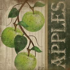 Modern Green Apple Decor Combined With Romantic White Theme Apples Lemon And Other Fruit Pinterest Raikas Using And Valkoinen