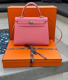 How I Got My first Kelly 25 Sellier Bag - PurseBop Next Bags, Be Right Back, Bubblegum Pink, I Fall In Love, Birkin, Hermes Kelly, I Got This, To My Daughter, Give It To Me