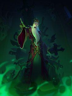 ArtStation - Aerys II, aka: The Mad King, Baldi Konijn